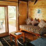 Campsite Lodges Living Area | Kheis Riverside Lodge | Groblershoop Accommodation