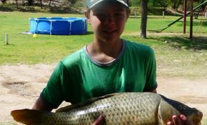 Fishing   Kheis Riverside Lodge   Groblershoop Accommodation