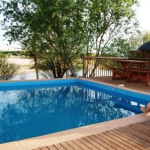 Swimming Pool | Kheis Riverside Lodge | Groblershoop Accommodation